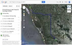 Southeast Alaska Map Akmrgdirections Googlemaps Png