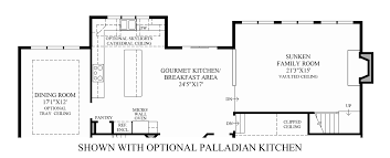 wyndham la belle maison floor plans weyhill estates at upper saucon the palmerton home design
