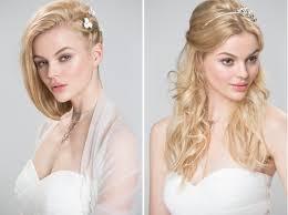 Hochsteckfrisurenen Schulterlange Haare Hochzeit by Hochzeit Magazin Brautfrisuren