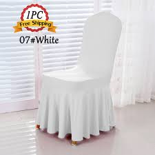 Stretch Chair Covers Aliexpress Com Buy Free Shipping 1pc Stretch Elastic Universal