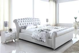 white leather bedroom sets queen leather bed white leather queen bed australia 2fl me