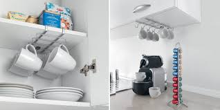 storage ideas for a small kitchen 18 clever storage ideas for small kitchens organisation solutions