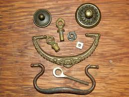 Antique Brass Kitchen Cabinet Pulls Antique Hardware Drawer Pull Handle