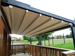 pergola with retractable shade u2014 all home design ideas