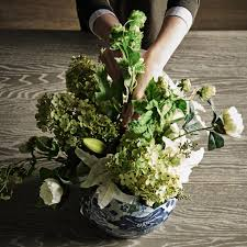tips for using faux flowers in your home sloan magazine