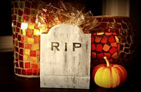 halloween treat bag craft gravestone halloween treat bags u2022 craft thyme