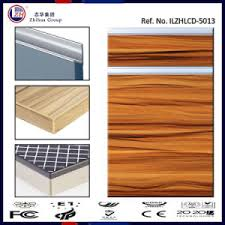 wood grain kitchen cabinet doors china uv high gloss mdf wood grain kitchen cabinet door