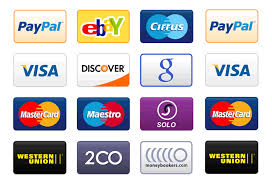 20 free payment method credit card icon sets