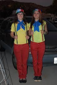 easy tweedle dee dum costumes halloween pinterest