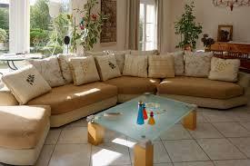 couverture canap d angle couverture d un canapé d angle en alcantara et ses coussins lelancrin