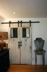 Barn Door Closet Hardware Furniture Barn Door Closet Sliding Doors Best Hanging Ideas On A