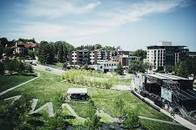 Walker Art Center Sculpture Garden Recap And Photos Rock The Garden Heats Up With Bon Iver The