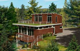 contemporary architecture characteristics prefab house contemporary two story natur e industries