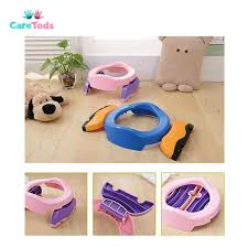 2 in 1 baby travel potty seat caretods
