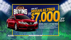 nissan altima price 2017 score your deal with 7 000 off nissan altima u0027s at davidson nissan