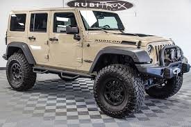 jeep wrangler or jeep wrangler unlimited 2016 jeep wrangler rubicon unlimited mojave sand
