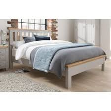 buy brynley small double bed frame ivory at argos co uk your