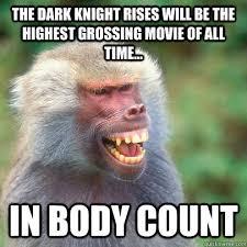 Baboon Meme - too soon baboon memes quickmeme