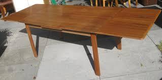 mid century modern dining room table scandinavian teak dining room furniture pleasing mid century