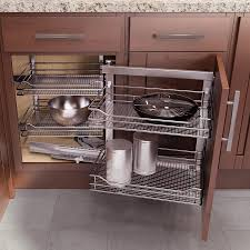 Kitchen Cabinet System by Kitchen Blind Corner Cabinet Organizer Gramp Us