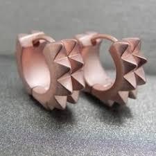 s mens earrings mens earrings 18k white gold hoop 925 by 360jewelselite