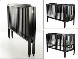 our folding cribs are easy to transport and set up in seconds