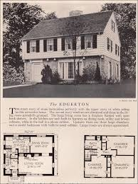 colonial home builders american residential architecture house plans 1929 home builders