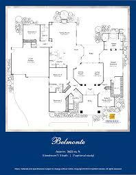 Belmonte Builders Floor Plans Belmonte Froehlich