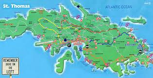 weather map us islands map of caribbean islands st major tourist