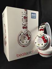kitty 40th anniversary special edition beats dr dre