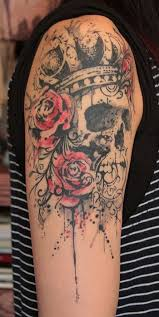 best 25 arm tattoos with skulls ideas on pinterest arm tattoos