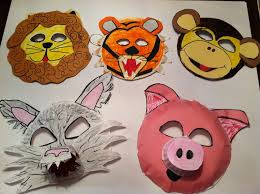 lion mask craft how to make animal mask for kids simple craft ideas simple