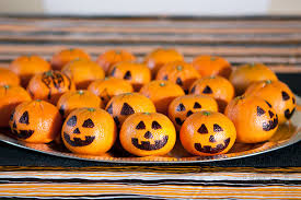 Halloween Treats 30 Healthy Halloween Treats For Home Parties Or For Trick Or