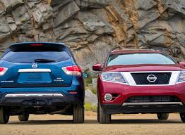 nissan pathfinder vs toyota highlander blog post nissan pathfinder buy this year not that one car
