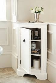 narrow bathroom floor cabinet collection including picture