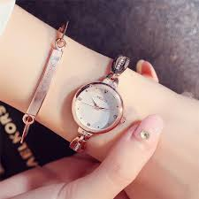 ladies steel bracelet images 2018 fashion women watches stainless steel bracelet watch ladies jpg