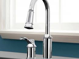 Best Brand Of Kitchen Faucets Lovable Single Handle Kitchen Faucet Tags Moen Kitchen Faucet
