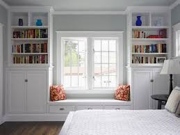 under window bookcase bench window bookcases window seat bench design with bookcase decorate