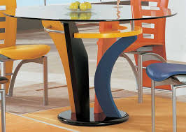yellow kitchen table and chairs 49 colorful dining table set colorful dining chairs with white
