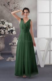 hunter green chiffon bridesmaid dress affordable western