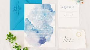 wedding invitations with photos wedding invitations martha stewart weddings