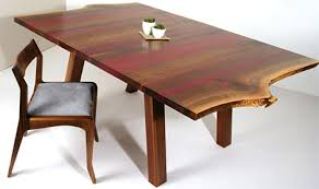 solid walnut dining table solid walnut dining table absolutely gorgeous with purple heart wood