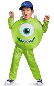 sully costume boy s monsters mike costume kids costumes