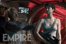 exclusive new look at katherine waterston in alien covenant