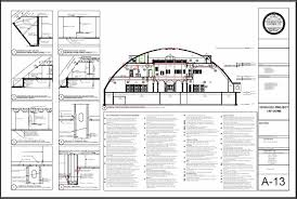 architectural layouts monolithic dome design