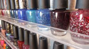 my opi nail polish collection youtube