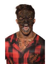 Werewolf Halloween Costume Werewolf Costume Ebay