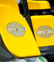 aisle master articulated reach forklifts products
