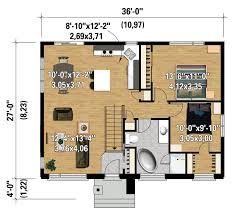 480 square feet contemporary style house plan 2 beds 1 00 baths 972 sq ft plan