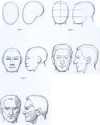 constructive sketches drawing faces and figures joshua nava arts